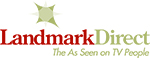 LandmarkDirect – The As Seen on TV People Mobile Logo